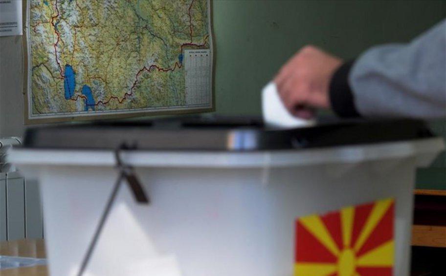 Έκλεισαν οι κάλπες στη Βόρεια Μακεδονία: Χαμηλή η συμμετοχή - Μικρό προβάδισμα του υποψηφίου του Ζάεφ