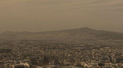 Τοπίο στην ομίχλη η Αθήνα και όλη η χώρα μέχρι και τη Μ. Παρασκευή - Δορυφορικές εικόνες