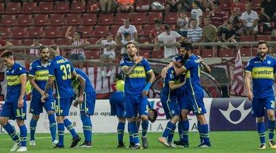 Η αποστολή του Αστέρα Τρίπολης για το ματς κυπέλλου με τον ΠΑΟΚ