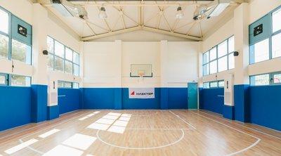 Εγκαινιάστηκε το Κλειστό Γυμναστήριο Ταγαράδων – Ανταποδοτικό έργο της ΗΛΕΚΤΩΡ προς την τοπική κοινωνία