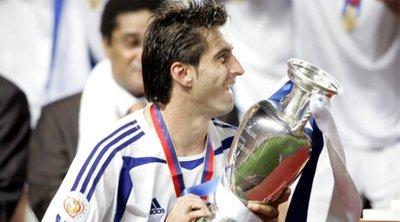 Ζαγοράκης: Στην Αθήνα η αναβίωση του τελικού του Euro 2004 πιθανότατα στις 4 Ιουλίου