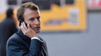 Στο στόχαστρο Ρώσων φαρσέρ ο Μακρόν: Ο... απολαυστικός διάλογος με τον νέο πρόεδρο της Ουκρανίας
