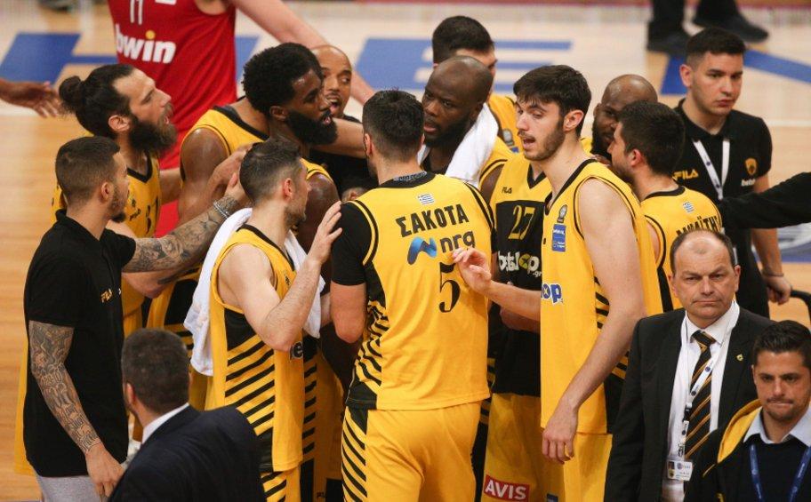 FIBA:  Άρση της τιμωρίας της ΑΕΚ