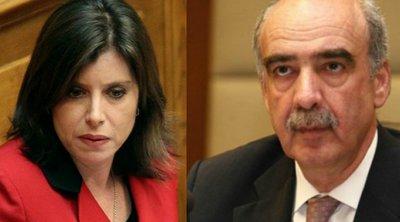 Ο Μεϊμαράκης παραιτείται από βουλευτής - Επιστολή παραίτησης ετοιμάζει και η  Ασημακοπούλου