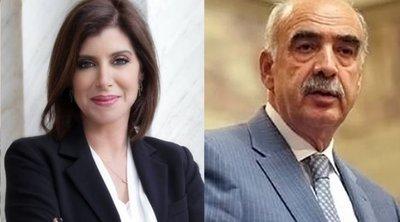 Παραιτήθηκαν από βουλευτές Μεϊμαράκης - Ασημακοπούλου