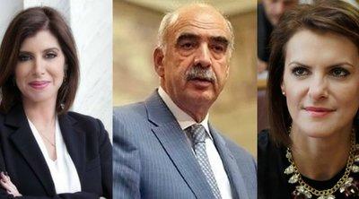 Παραιτήθηκαν Μεϊμαράκης, Ασημακοπούλου, Μάρκου - Ποιοι παίρνουν τις έδρες τους
