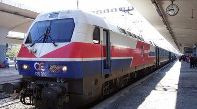 Έκπτωση 30% στις τιμές των εισιτηρίων προσφέρει στους επιβάτες η ΤΡΑΙΝΟΣΕ Α.Ε για τις εθνικές εκλογές