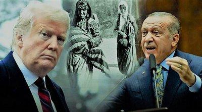 Αρμένικο χτύπημα Τραμπ στον Ερντογάν