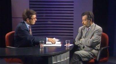 25 χρόνια από τον θάνατο του Γιώργου Γεννηματά - Το αφιέρωμα του Νίκου Χατζηνικολάου στον σπουδαίο πολιτικό