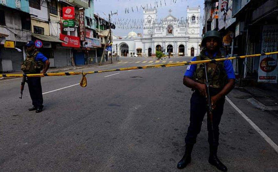 Έκρηξη στη Σρι Λάνκα - Σε εξέλιξη έρευνες