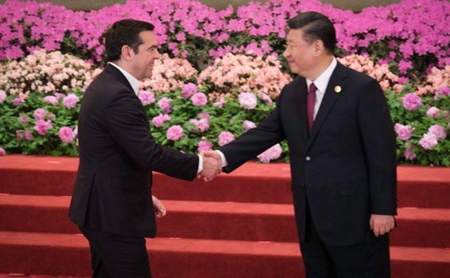Κινεζικό ενδιαφέρον για επενδύσεις - Τσίπρας: Η Ελλάδα γέφυρα και όχι σύνορο Δύσης - Ανατολής
