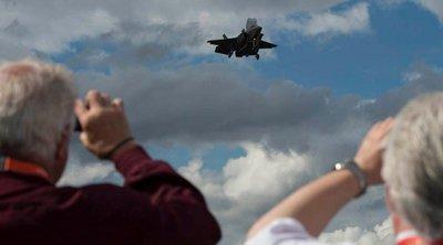 Θρίλερ με τη συντριβή αμερικανικού F-35 στην θάλασσα της Ιαπωνίας πριν 16 ημέρες
