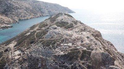 Ένας μοναδικός Πρωτοκυκλαδικός οικισμός αποκαλύπτεται στην Κέρο