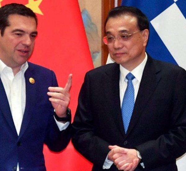 Τσίπρας από Κίνα: Η Ελλάδα γέφυρα και όχι σύνορο Δύσης και Ανατολής