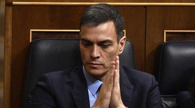 Πρόωρες εκλογές στην Ισπανία στις 10 Νοεμβρίου - Δεν βρήκε στήριξη από κανέναν ο Σάντσεθ