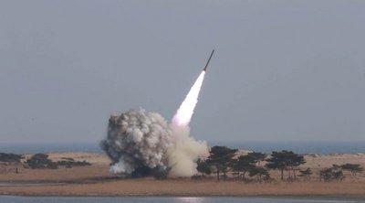 Νέες εκτοξεύσεις πυραύλων από τη Β. Κορέα