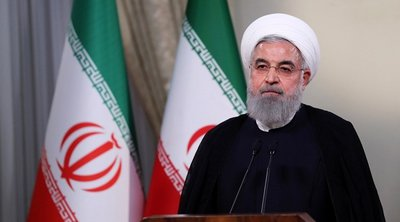 Ροχανί: Η παραίτηση του Ιράν από ορισμένες δεσμεύσεις για τα πυρηνικά ήταν το ελαφρύτερο μέτρο που μπορούσε να πάρει