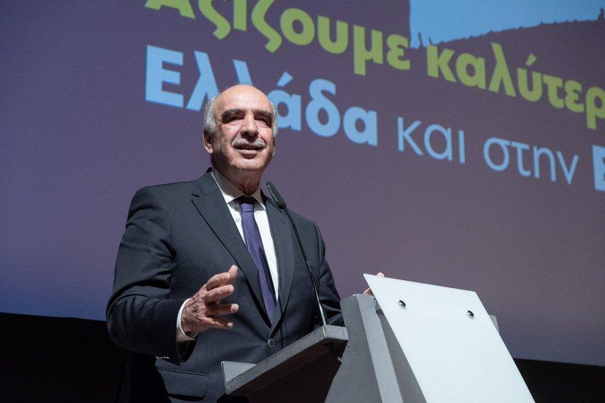 Μεϊμαράκης: Το αίτημα της πολιτικής αλλαγής είναι πολύ ισχυρό – Οι ευρωεκλογές να δρομολογήσουν τις  πολιτικές εξελίξεις