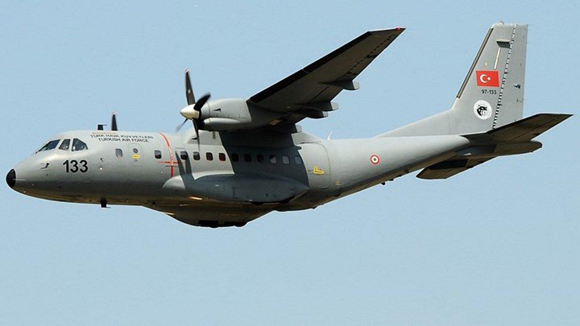 Πρόκληση στον Αη Στράτη από τουρκικό CN-235 - Αναχαιτίστηκε από ελληνικά μαχητικά