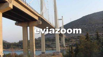 Μυστήριο με τη βουτιά θανάτου οδηγού ταξί από τη γέφυρα της Χαλκίδας