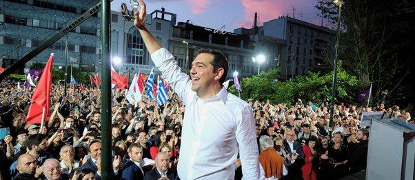 Τσίπρας από τον Πειραιά: Ο ελληνικός λαός θα αποφασίσει ποιος θα κυβερνά και όχι οι δημοσκόποι