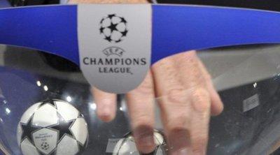 Αυτοί είναι οι πιθανοί αντίπαλοι του Ολυμπιακού στο Champions League
