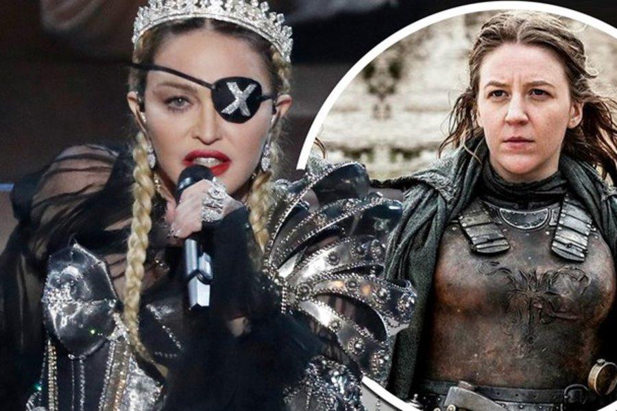 Το Twitter τρολάρει την Μαντόνα για την εμφάνιση αλά... Game of Thrones