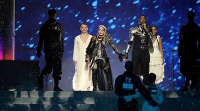 Eurovision: Σκληρή κριτική για την εμφάνιση της Μαντόνα