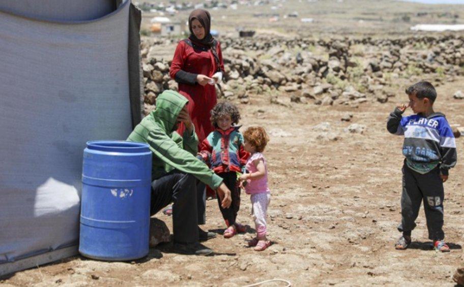 Συρία: Επιστροφή περισσότερων από 950 προσφύγων στις εστίες τους