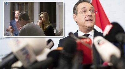 Πώς αντέδρασαν Γερμανοί πολιτικοί για το σκάνδαλο Στράχε στην Αυστρία
