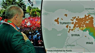 Κουρδικό απελευθερωτικό κίνημα και βαθύ κράτος στην Τουρκία