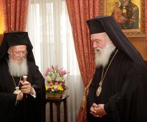 Στην Αθήνα ο Πατριάρχης Βαρθολομαίος - Οι συναντήσεις με Ιερώνυμο, Παυλόπουλο, Γαβρόγλου και... Πάιατ