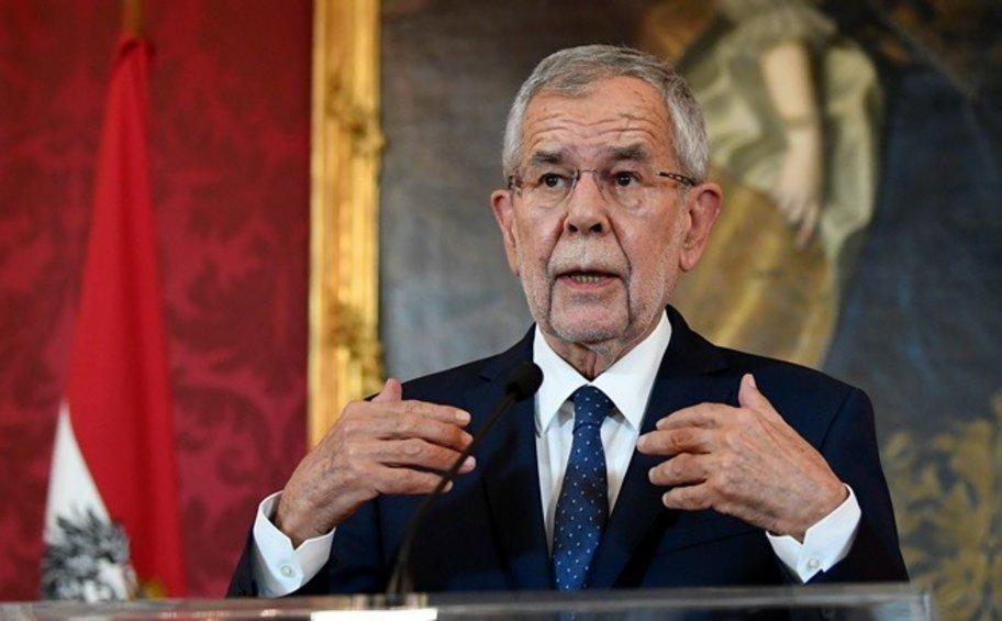 Αυστρία: «Θα τα καταφέρουμε» διαμηνύει ο ομοσπονδιακός Πρόεδρος στο διάγγελμά του για το ξεπέρασμα της κυβερνητικής κρίσης