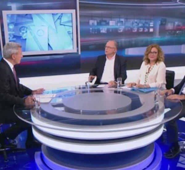 To debate Παπαδημούλη - Σπυράκη - Παπανδρέου στον ΑΝΤ1