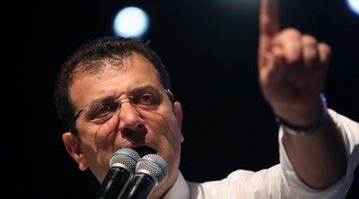 Τουρκία: Τις αλόγιστες δαπάνες του δήμου Κωνσταντινούπολης κατήγγειλε ο υποψήφιος του CHP Εκρέμ Ιμάμογλου