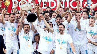 Κυπελλούχος Κροατίας η Ριέκα για 5η φορά στην ιστορία της