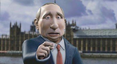Βρετανία: Ένας ψηφιακός... Βλαντίμιρ Πούτιν σύντομα στις οθόνες του BBC, «παρουσιαστής» νέου χιουμοριστικού τοκ-σόου