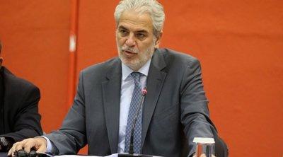Στυλιανίδης: Συλλυπητήρια στην οικογένεια του ανθρώπου που έχασε τη ζωή του στο σεισμό της Κρήτης