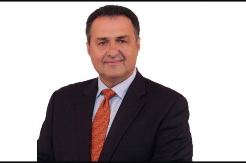 Ο νυν δήμαρχος Αχαρνών και υποψήφιος, Γιάννης Κασσαβός