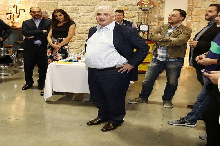 Μελισσανίδης: «Μιλούν για κλοπή αυτοί που έχουν ντοκτορά στο κλέψιμο;»
