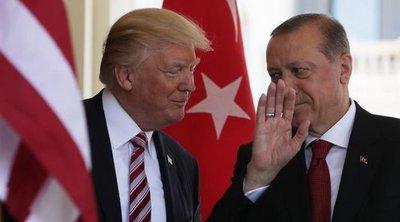 Επίκειται συνάντηση Τραμπ - Ερντογάν;