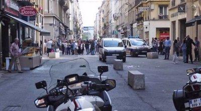 Βόμβα γεμάτη καρφιά στο κέντρο της Λιόν με 13 τραυματίες - Οι αρχές ψάχνουν 30χρονο ποδηλάτη