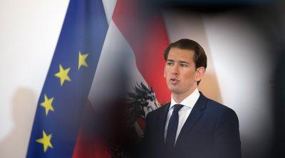 Αυστρία: Αγώνα παραμονής του στην εξουσία δίνει ο καγκελάριος Σεμπάστιαν Κουρτς