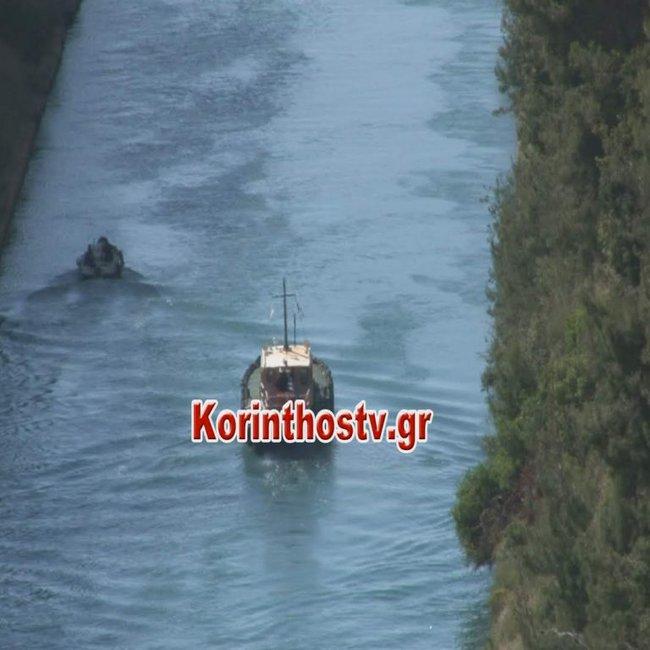 Τραγωδία: Γυναίκα έπεσε από τη γέφυρα του Ισθμού της Κορίνθου