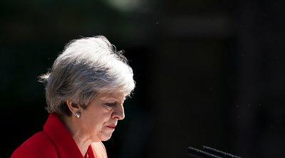 Evening Standard: Η σύντομη θητεία, τα αρνητικά ρεκόρ και το κληροδότημα του Brexit από την Τερέζα Μέι