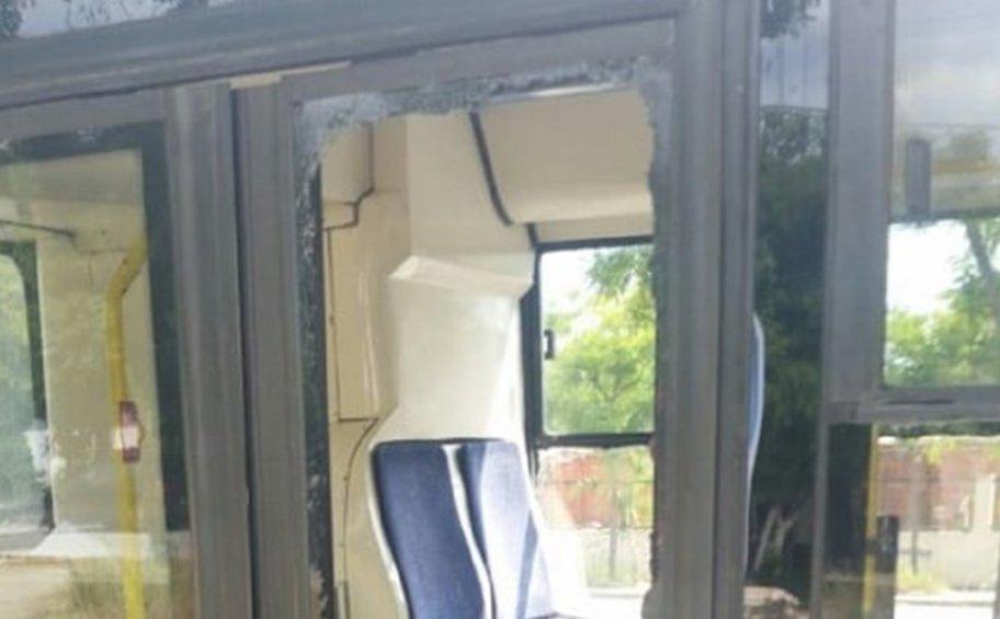 Επιβάτης έσπασε με μπουνιά το τζάμι αστικού λεωφορείου στη Θεσσαλονίκη
