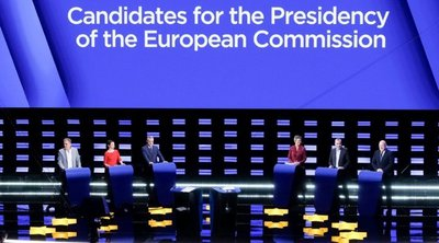 Το προφίλ των Spitzenkandidaten - Οι υποψήφιοι για την προεδρία της Ευρωπαϊκής Επιτροπής