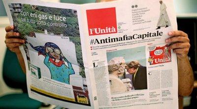 Ιταλία: Η ιστορική εφημερίδα της Αριστεράς L' Unita επανακυκλοφορεί αλλά με «δεξιό» διευθυντή - Η αντίδραση των συντακτών της