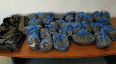Το Λιμενικό εντόπισε 27 κιλά παράνομου καπνού στο Ηράκλειο Κρήτης - Αναζητείται ο ιδιοκτήτης