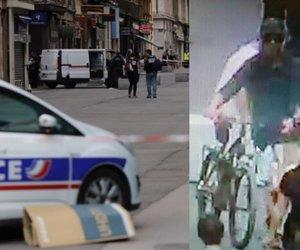 Επίθεση στη Λυών: Η αστυνομία καταδιώκει τον βομβιστή με το ποδήλατο που τραυμάτισε 13 ανθρώπους